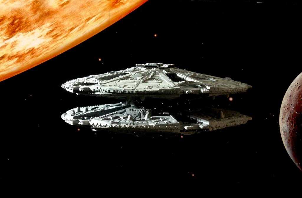Battlestar Galactica - Cylon Basestar - Revell Cylon_20