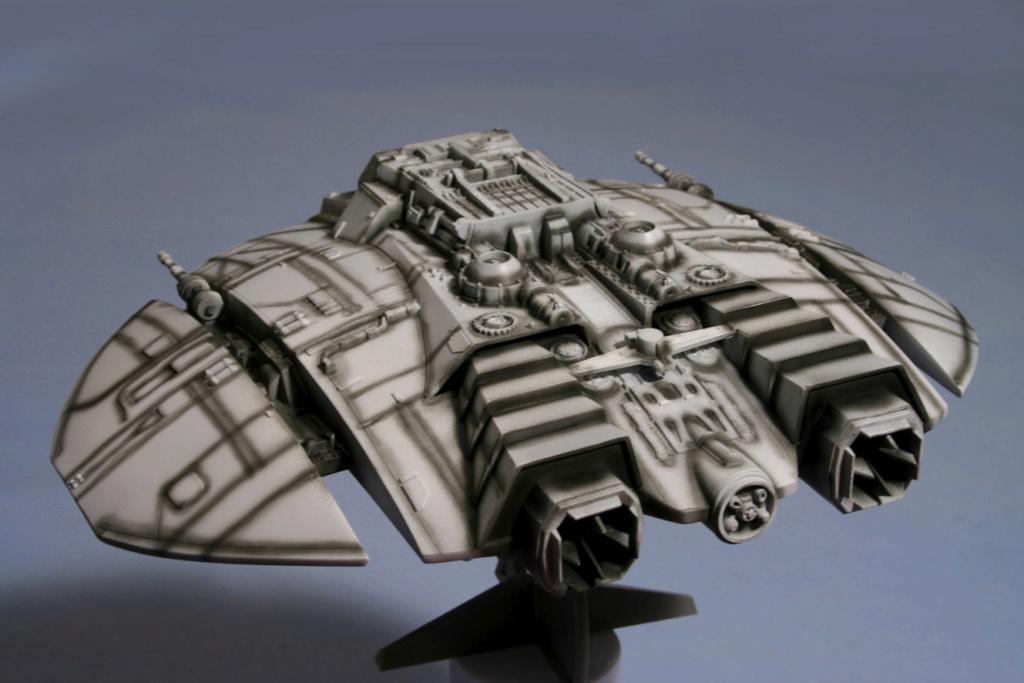 Battlestar Galactica - Cylon Raider - Revell Cylon_21