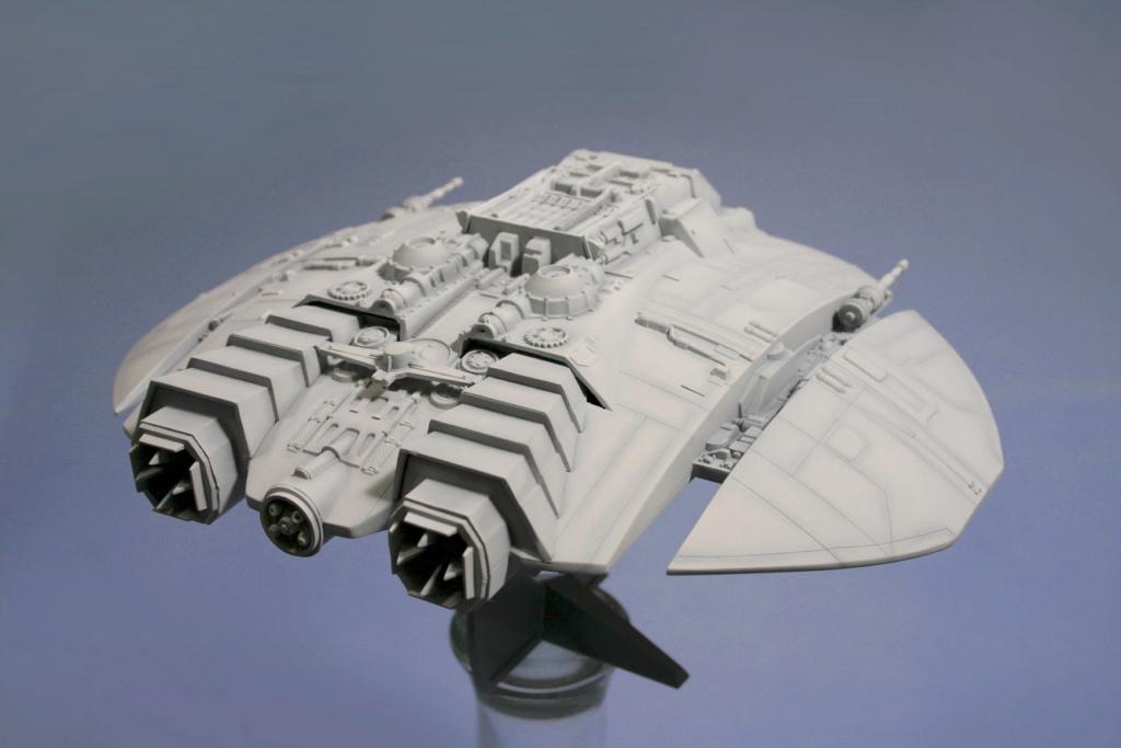Battlestar Galactica - Cylon Raider - Revell Cylon_24
