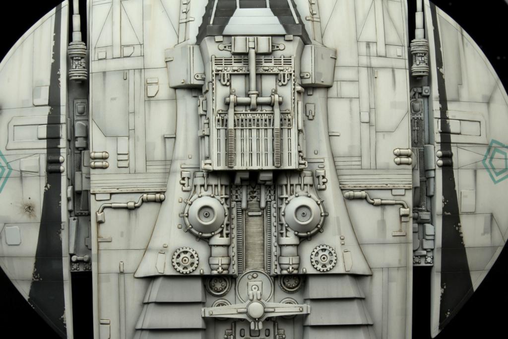 Battlestar Galactica - Cylon Raider - Revell Cylon_29
