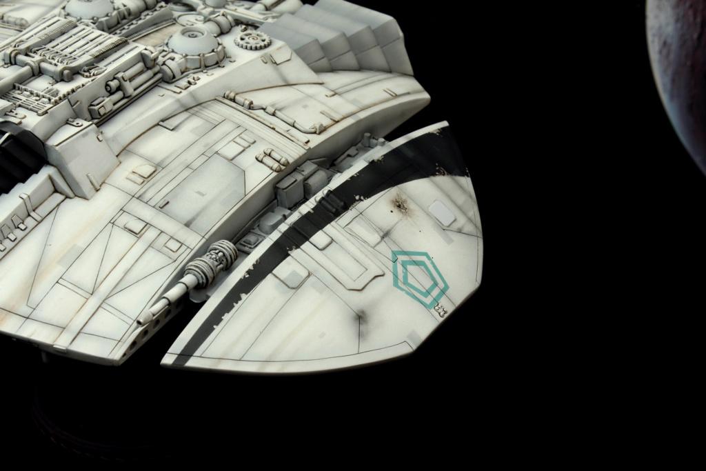 Battlestar Galactica - Cylon Raider - Revell Cylon_34