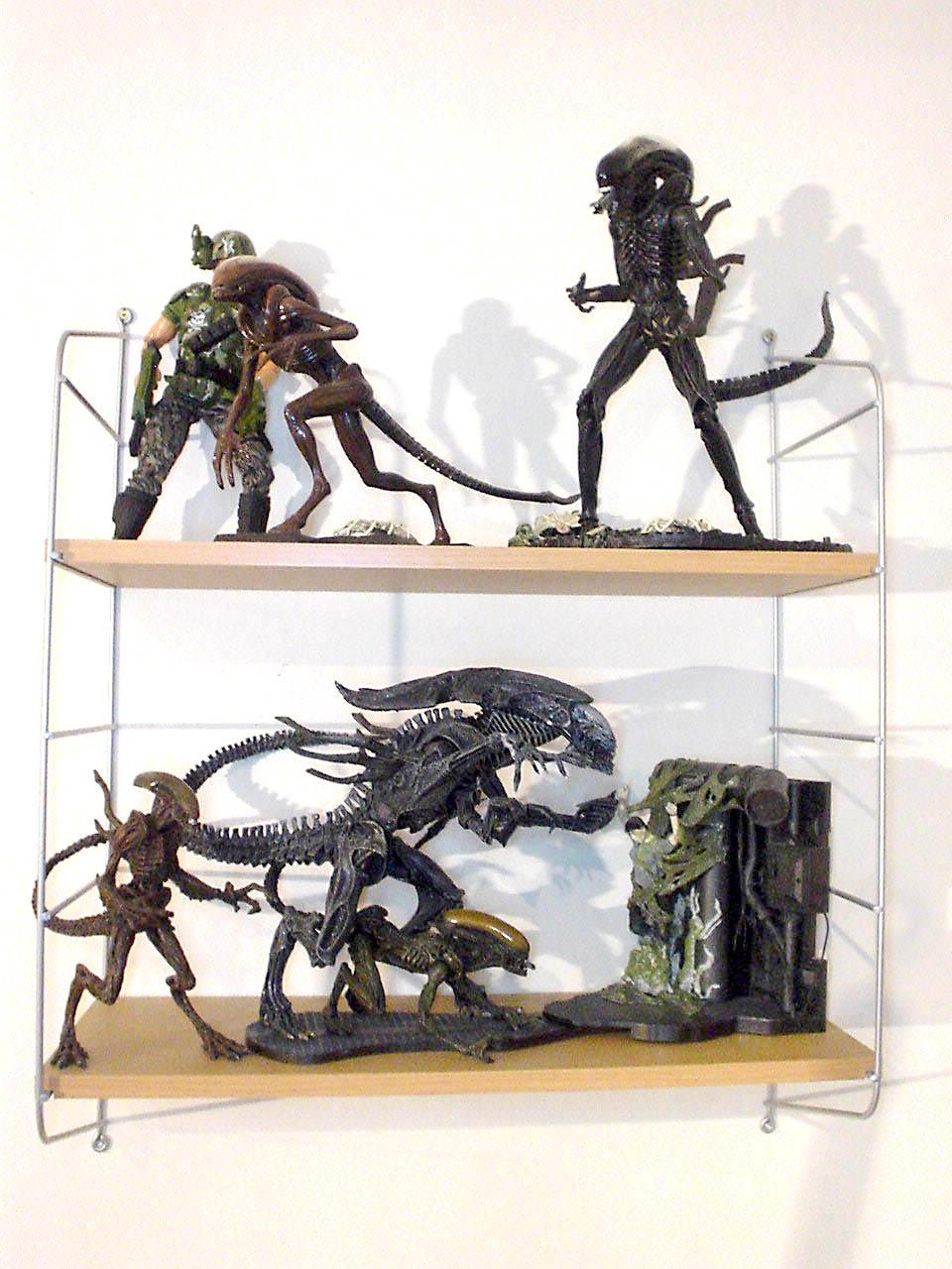 Alien - Alien 3 - Halcyon Movie Classics 1/9 Dsc05610