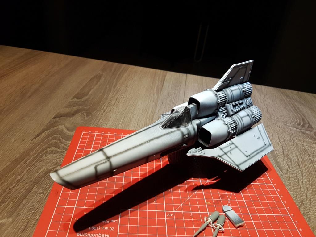 Colonial Viper - Battlestar Galactica - Monogram Galact16