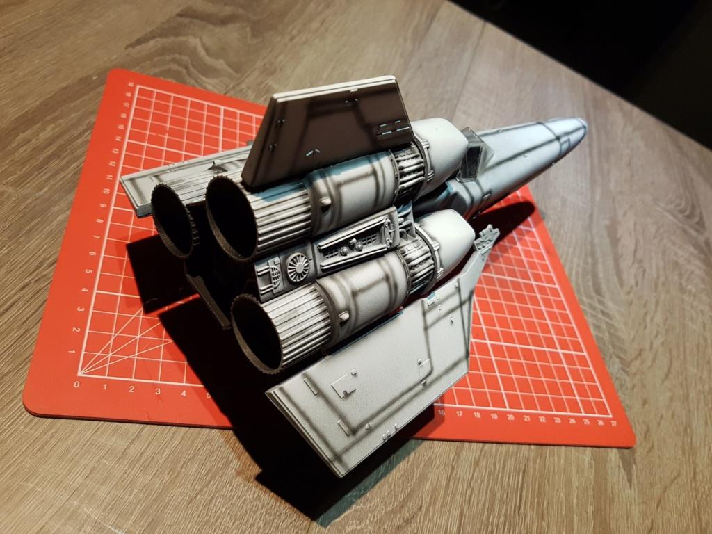Colonial Viper - Battlestar Galactica - Monogram Galact19