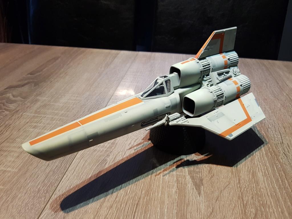 Colonial Viper - Battlestar Galactica - Monogram Galact29