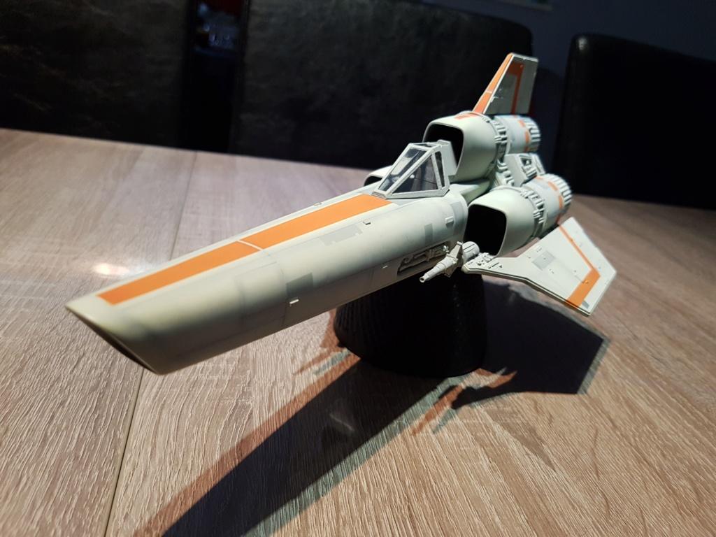 Colonial Viper - Battlestar Galactica - Monogram Galact31