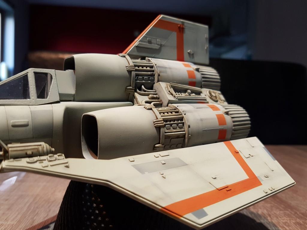 Colonial Viper - Battlestar Galactica - Monogram Galact33