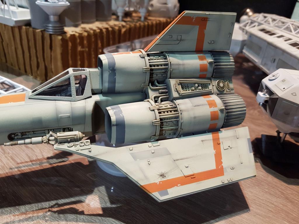 Colonial Viper - Battlestar Galactica - Monogram Galact42