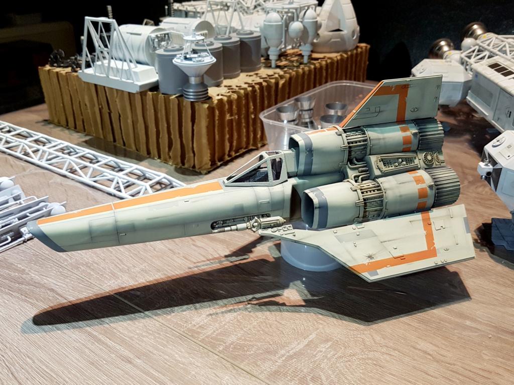 Colonial Viper - Battlestar Galactica - Monogram Galact43
