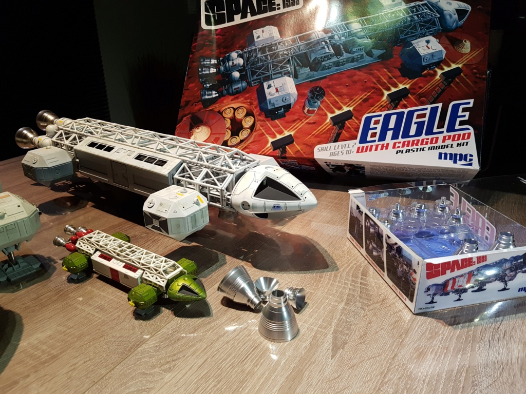 Space 1999 - Eagle transporter - MPC 1/48 Space_24