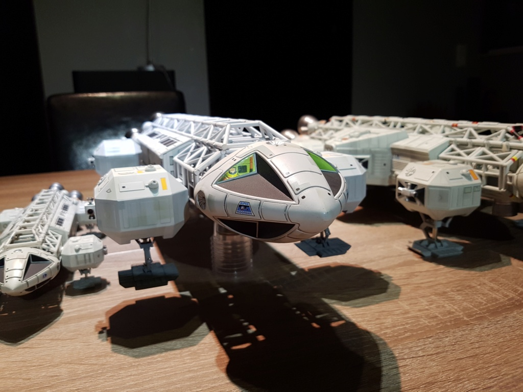 Space 1999 - Eagle transporter - MPC 1/48 Space_26