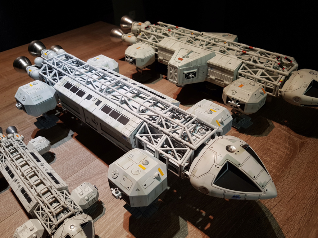 Space 1999 - Eagle transporter - MPC 1/48 Space_27