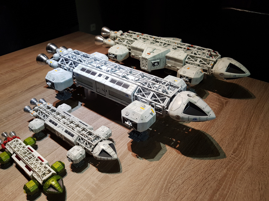 Space 1999 - Eagle transporter - MPC 1/48 Space_28