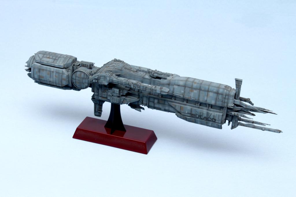 USS Sulaco - Aliens - 1/2400 Halcyon-Aoshima Sulaco12