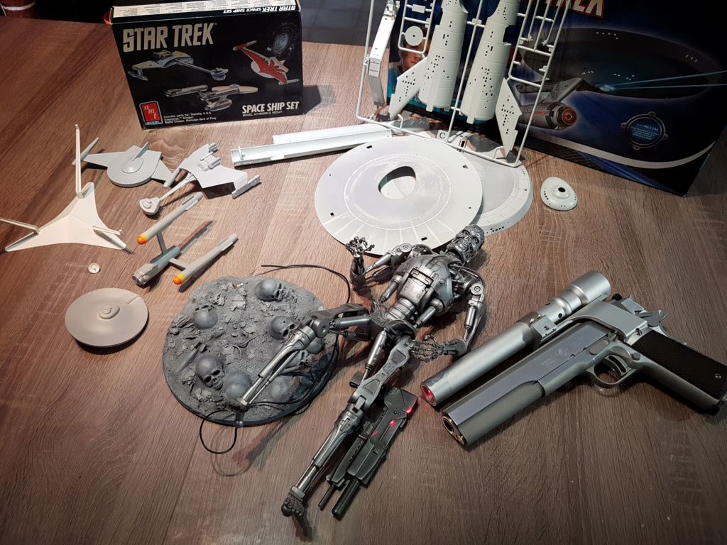 Starfigther - Buck Rogers in the 25th century - Refurbishing Termin10