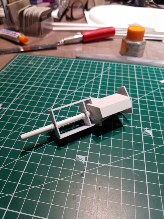 Ulysse 31 Trident - From Scratch (screen accurate). Ulysse22