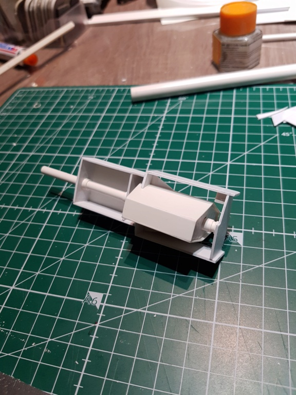 Ulysse 31 Trident - From Scratch (screen accurate). Ulysse23