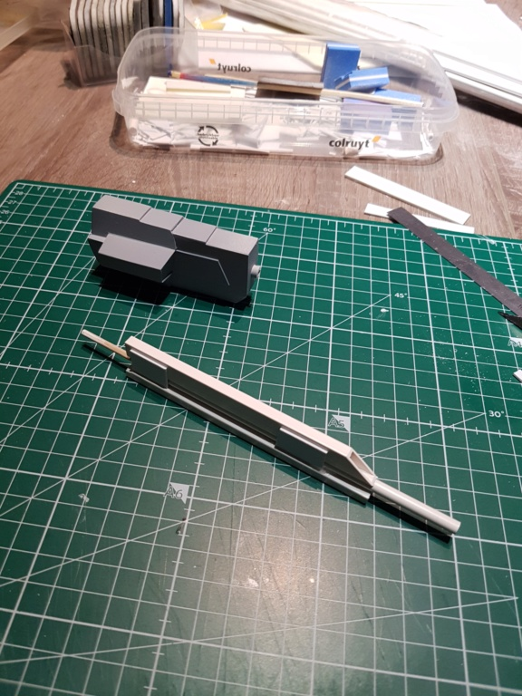 Ulysse 31 Trident - From Scratch (screen accurate). Ulysse29