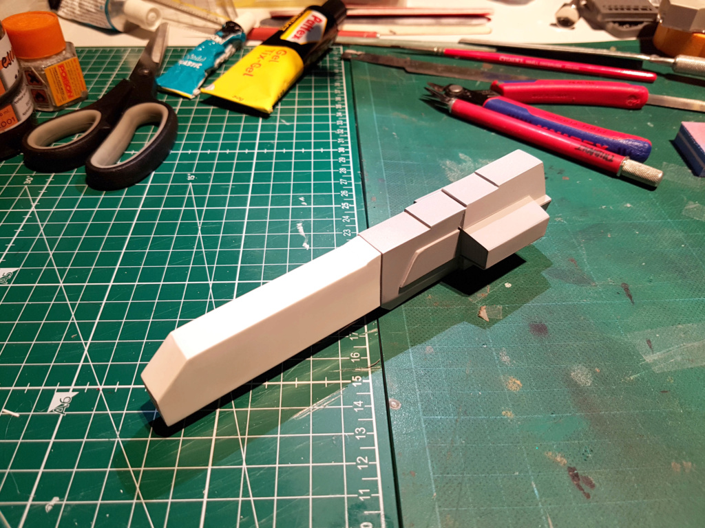 Ulysse 31 Trident - From Scratch (screen accurate). Ulysse34
