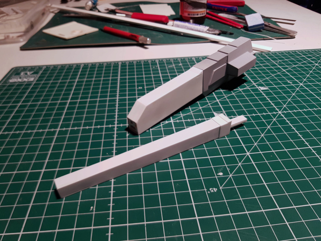 Ulysse 31 Trident - From Scratch (screen accurate). Ulysse36