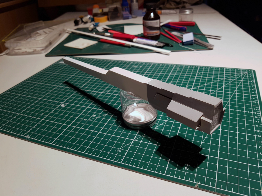 Ulysse 31 Trident - From Scratch (screen accurate). Ulysse40