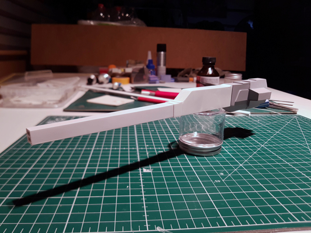 Ulysse 31 Trident - From Scratch (screen accurate). Ulysse41