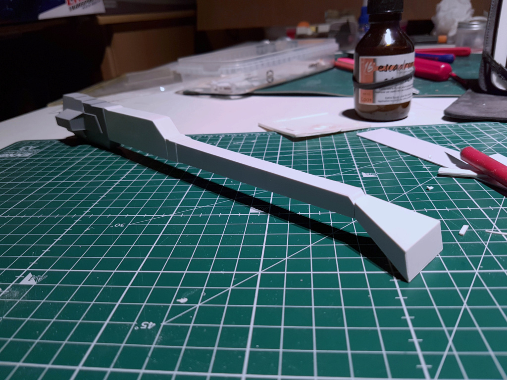 Ulysse 31 Trident - From Scratch (screen accurate). Ulysse42