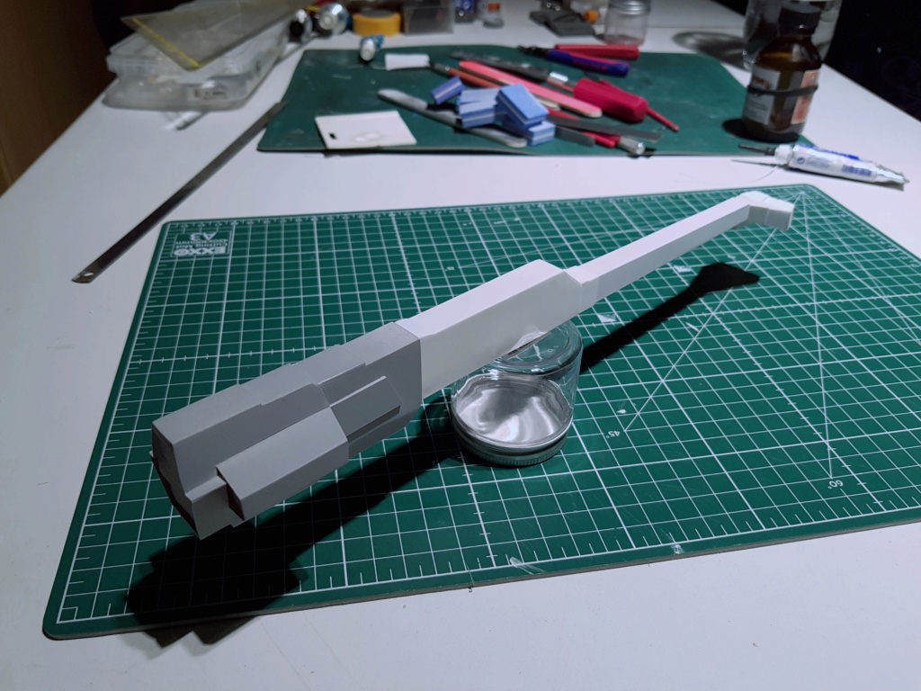 Ulysse 31 Trident - From Scratch (screen accurate). Ulysse47