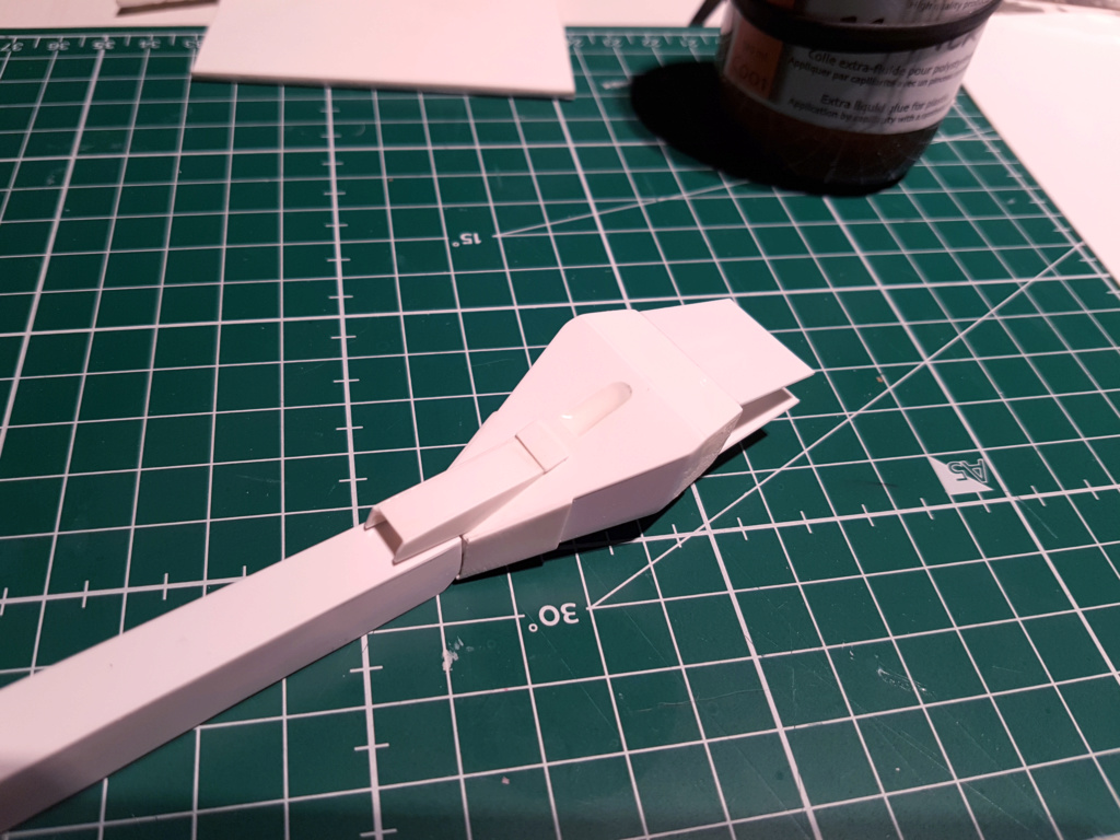 Ulysse 31 Trident - From Scratch (screen accurate). Ulysse51
