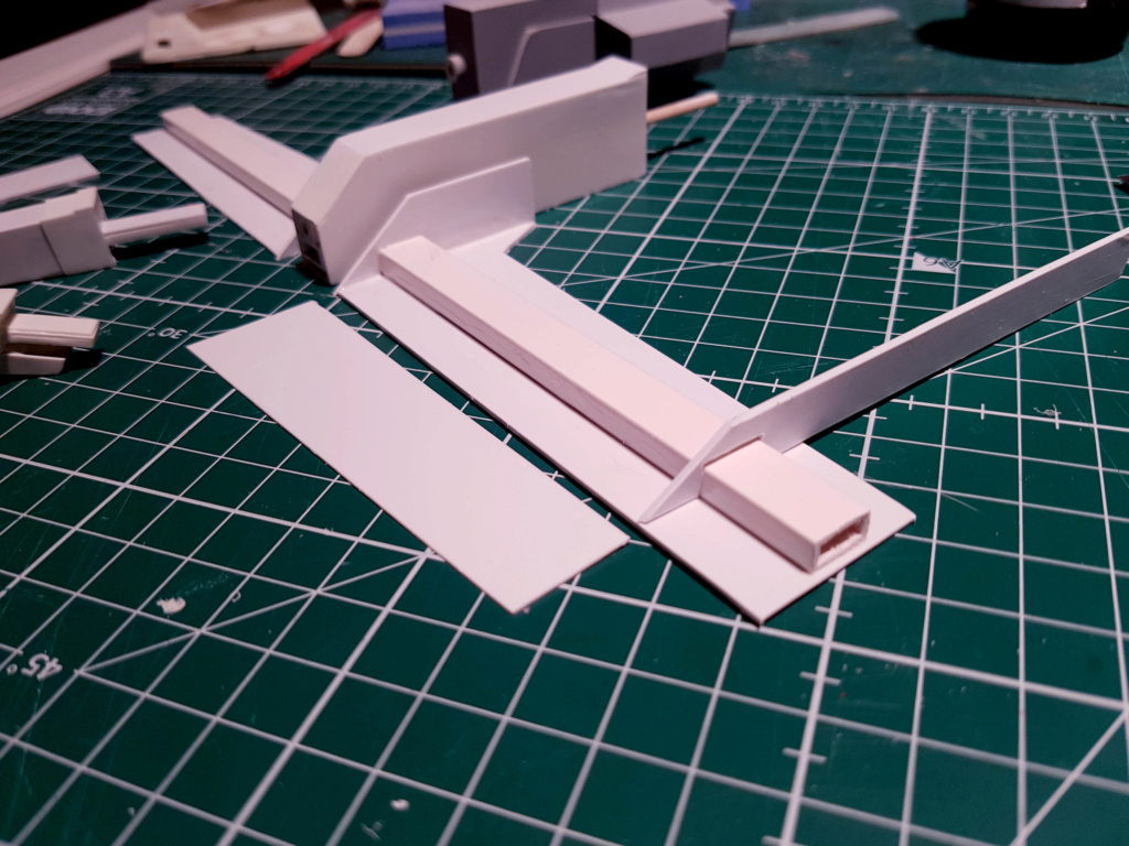 Ulysse 31 Trident - From Scratch (screen accurate). Ulysse62