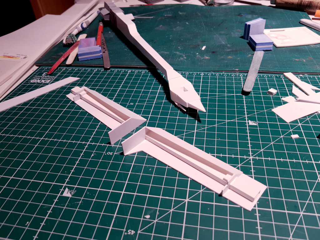 Ulysse 31 Trident - From Scratch (screen accurate). Ulysse63