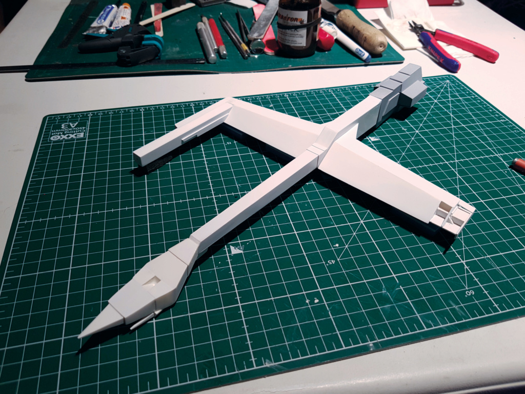 Ulysse 31 Trident - From Scratch (screen accurate). Ulysse73