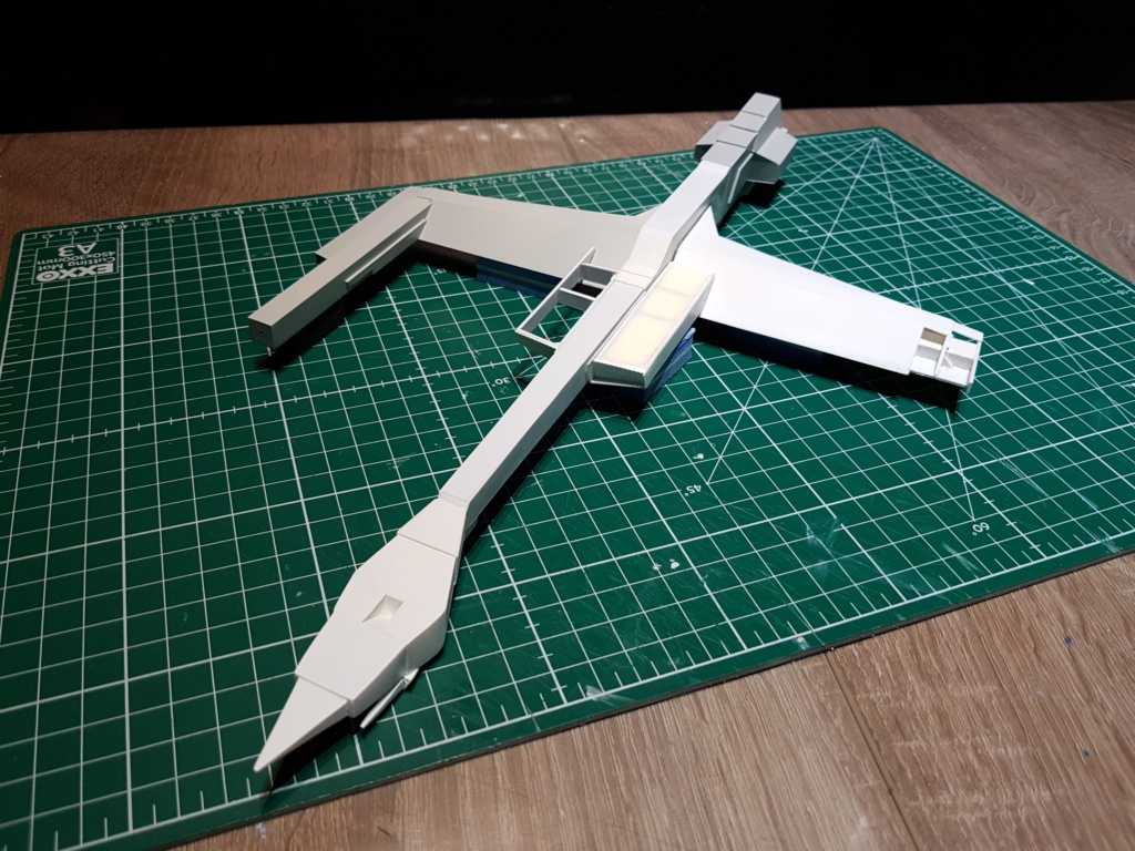 Ulysse 31 Trident - From Scratch (screen accurate). Ulysse75