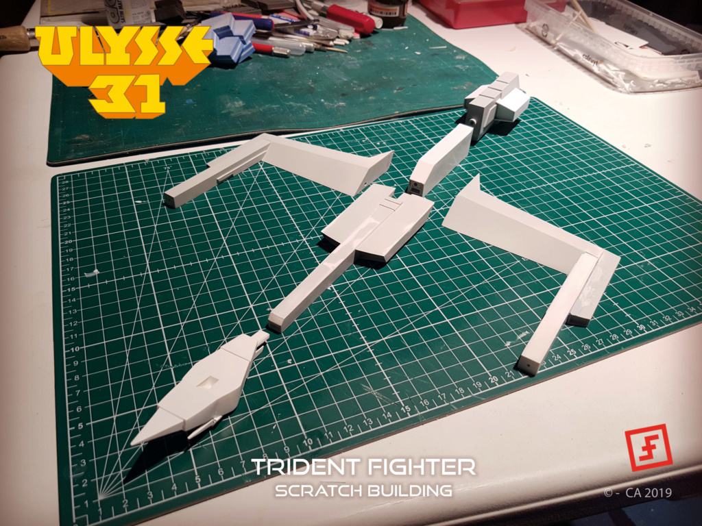 Ulysse 31 Trident - From Scratch (screen accurate). Ulysse78