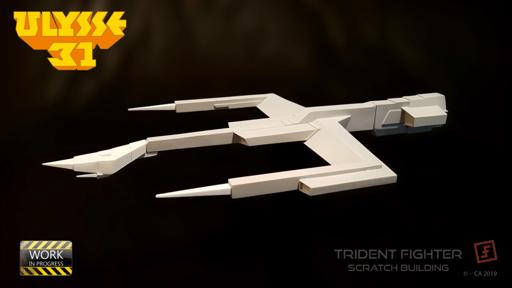 Ulysse 31 Trident - From Scratch (screen accurate). Ulysse83