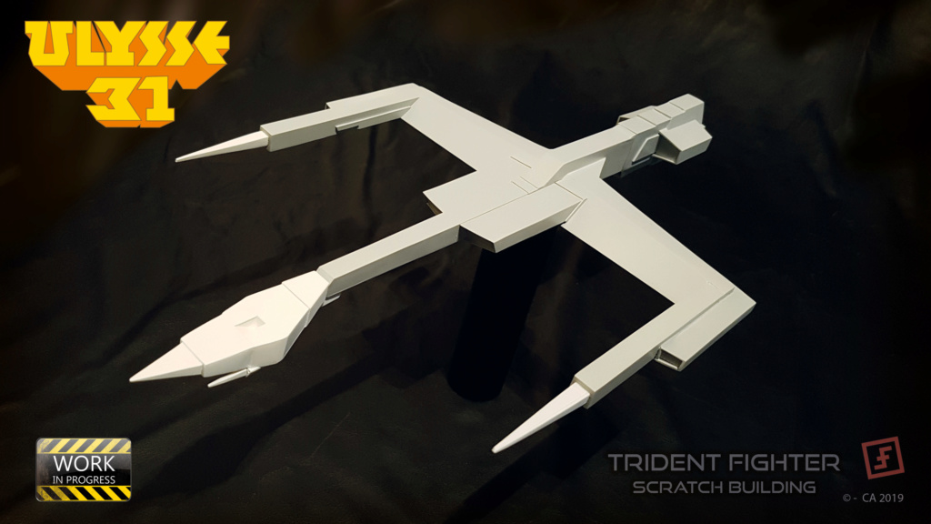 Ulysse 31 Trident - From Scratch (screen accurate). Ulysse84