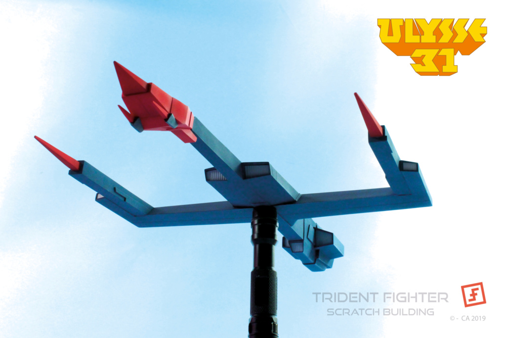 Ulysse 31 Trident - From Scratch (screen accurate). Ulysse90