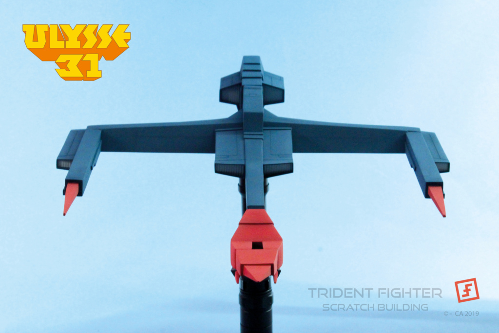 Ulysse 31 Trident - From Scratch (screen accurate). Ulysse94