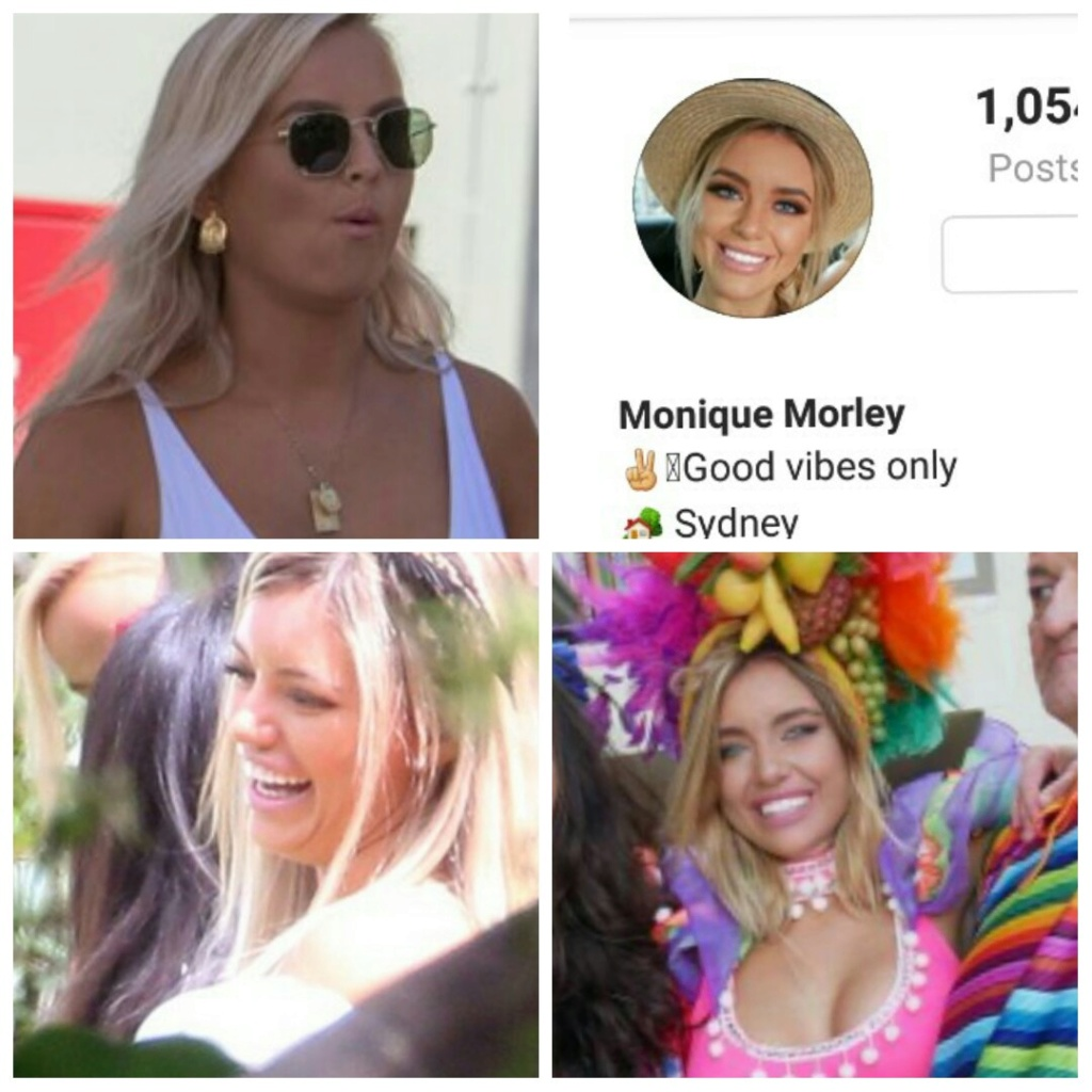 Monique Morley/Knicker Chick - Matt Agnew - Season 7 - *Sleuthing Spoilers*  Infram16