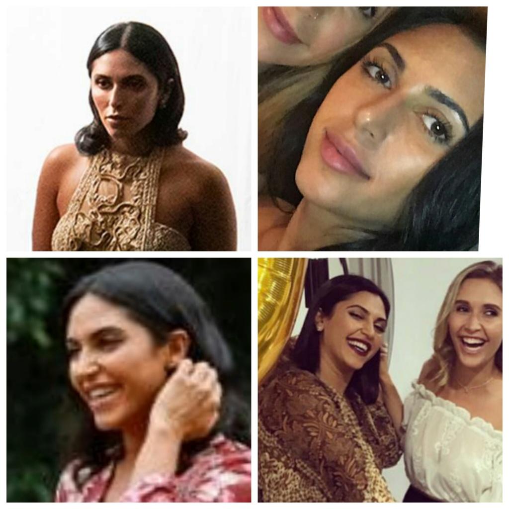 Sogand Mohtat - First Date Girl / Gold Dress/Brunette - Bachelor Australia - Matt Agnew - Season 7 - *Sleuthing Spoilers* Infram18