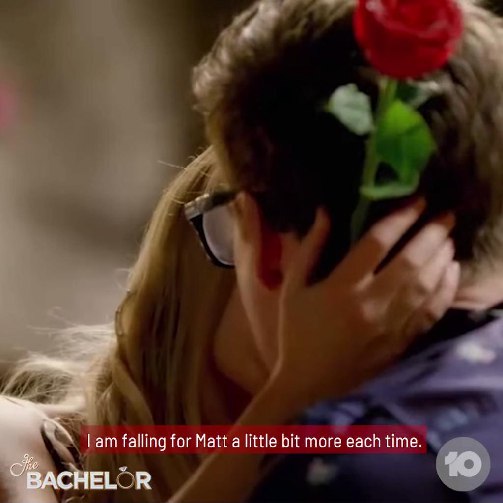 Chelsie - Black 1 Shoulder-sleeved Dress - Bachelor Australia - Matt Agnew - Season 7 - *Sleuthing Spoilers* - Page 5 Scree177