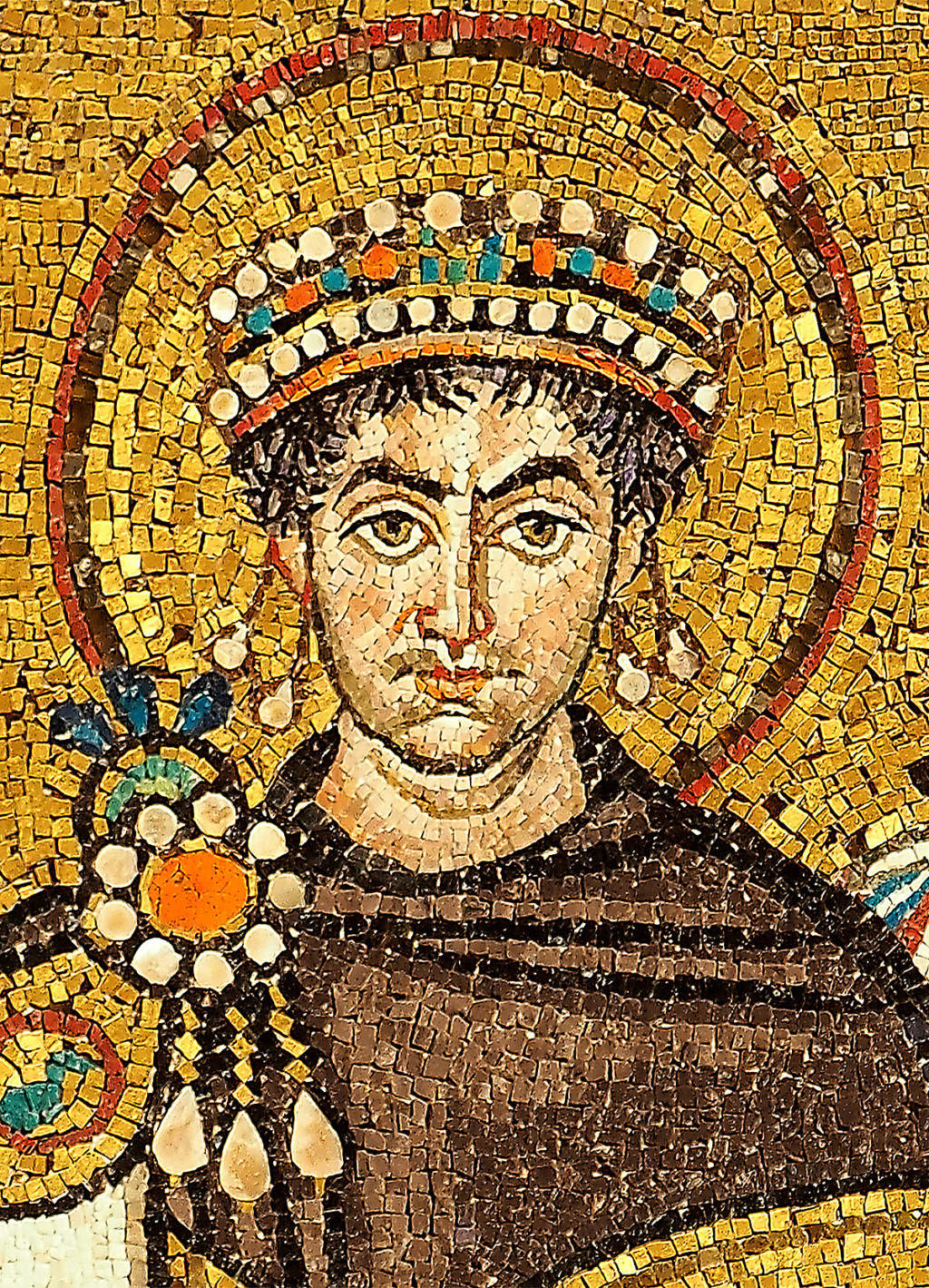 Joaillerie Byzantine Mosaic10