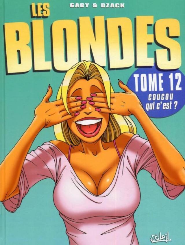 Dans la tête de 9lives...8 mars Blonde13