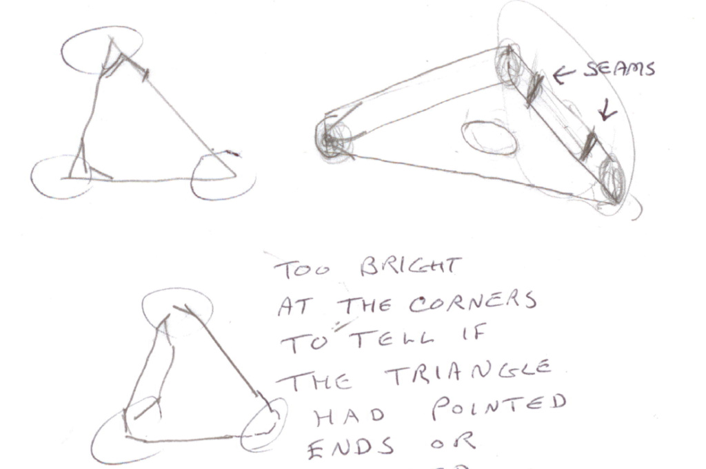 Les observations d'ovnis triangulaires analysées par la SCU 57039810