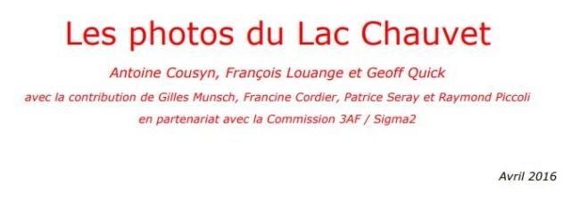 Lac Chauvet, l'enquête et l'analyse par IPACO - Page 21 Captur11