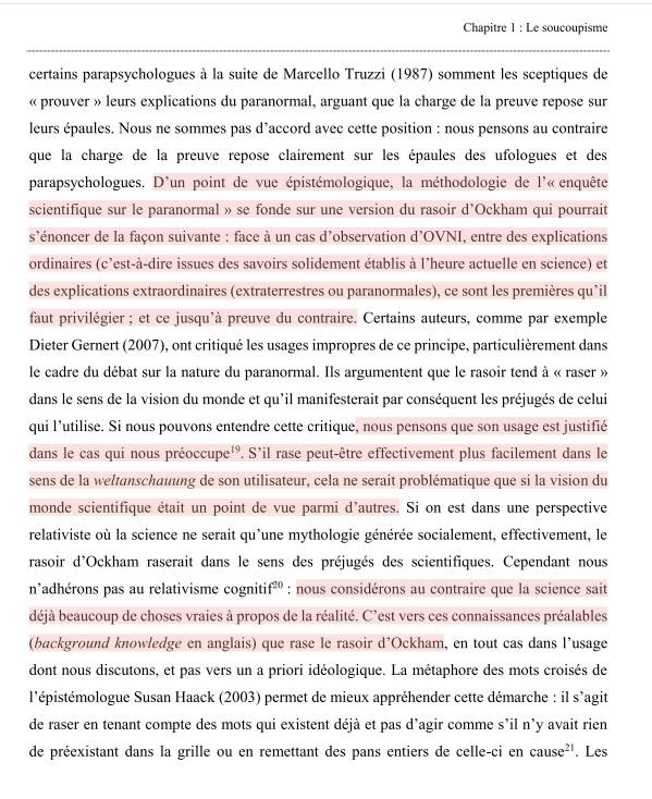 La thèse de doctorat de Jean-Michel Abrassart sur les ovnis: fadaises pseudo-sceptiques et bêtises anti-scientifiques - Page 12 Rasoir10