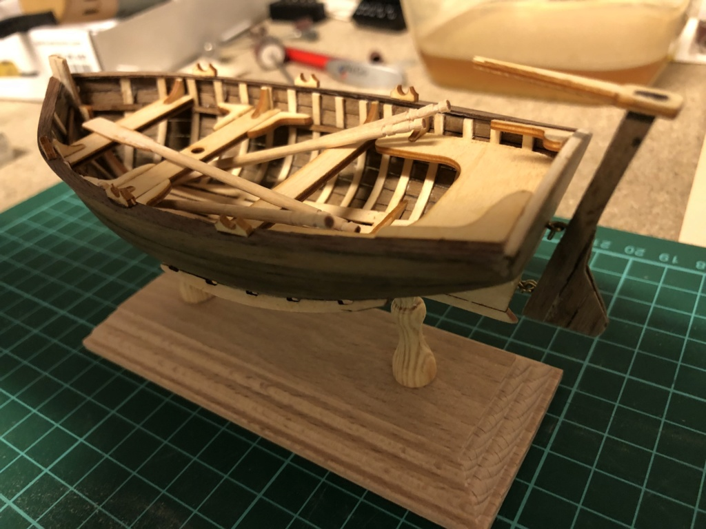 Mein erstes Modellboot( gebaut von Jache) D4651f10