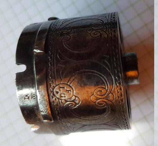 Identification d'un poinçon sur un Lefaucheux B_lefa12