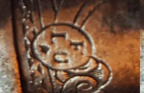 Identification d'un poinçon sur un Lefaucheux B_rzod10