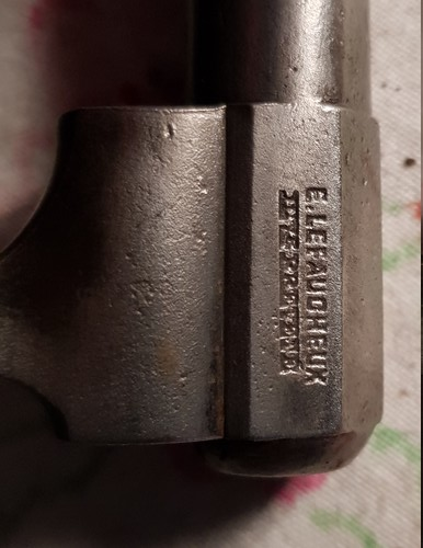 Identification d'un poinçon sur un Lefaucheux C_lefa14